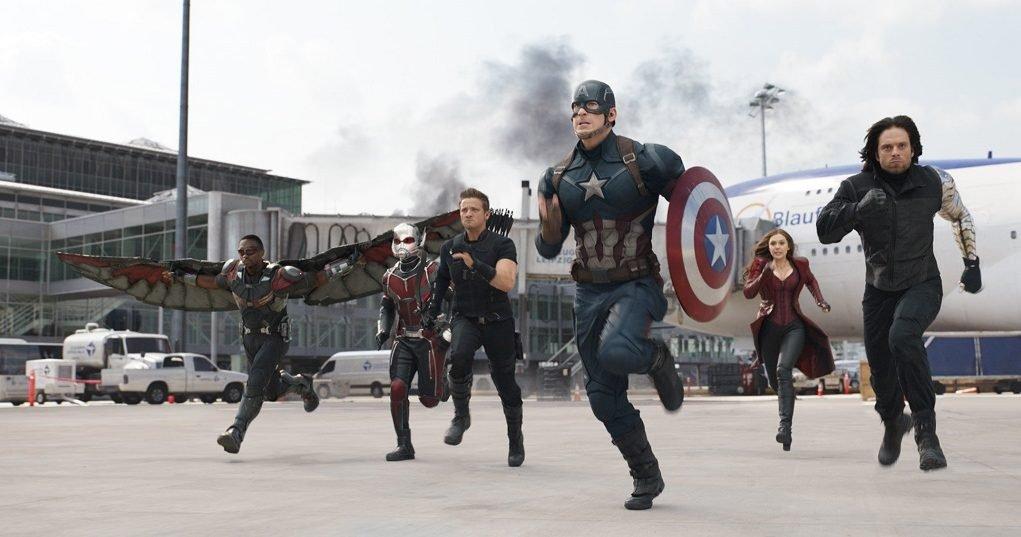 capitão america guerra civil