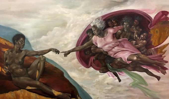 Harmonia Rosales e a representatividade negra na arte