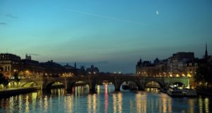The Pont des Arts