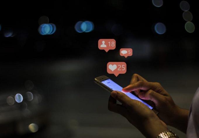 redes sociais e ansiedade
