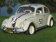 Carros mais famosos do cinema herbie
