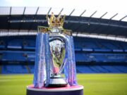 premier league - troféu